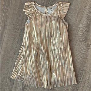 🍭3/$23 Gold OshKosh Dress